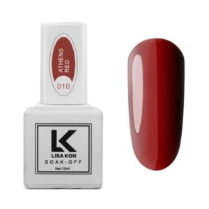 Gel-Polish-Athans-Red-Lisa-Kon