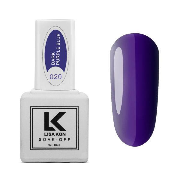 Gel-Polish-Dark-Purple-Blue-Lisa-Kon