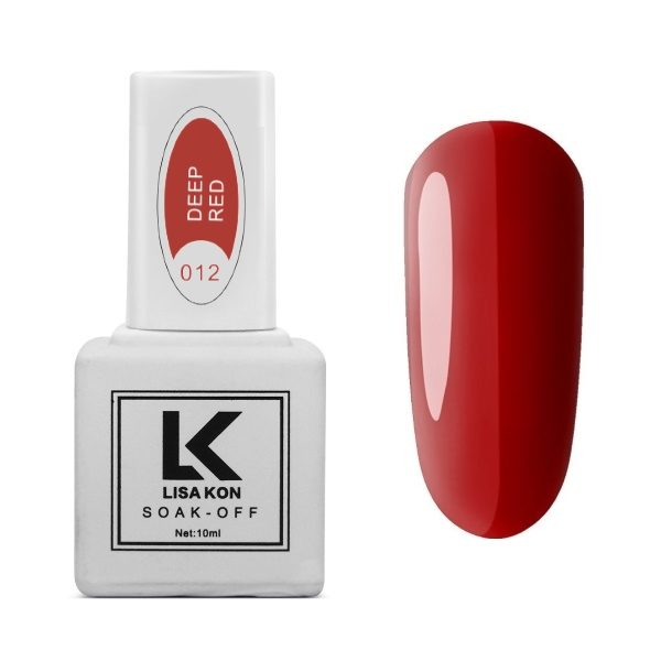 Gel-Polish-Deep-Red-Lisa-Kon