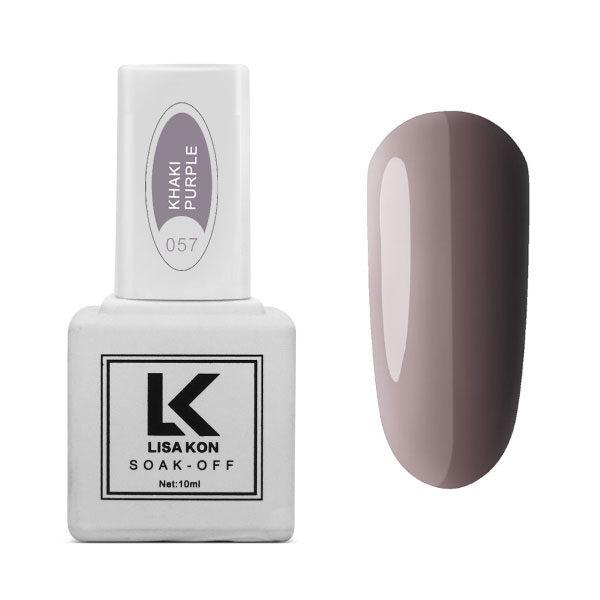 Gel-Polish-Khaki-Purple-Lisa-Kon
