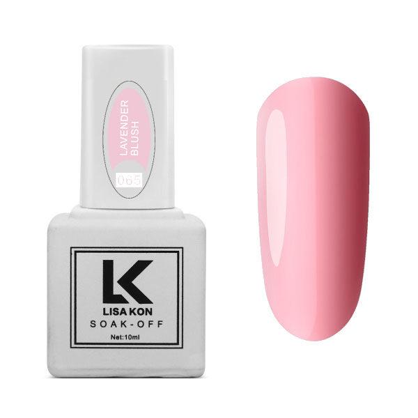 Gel-Polish-Lavender-Blush-Lisa-Kon