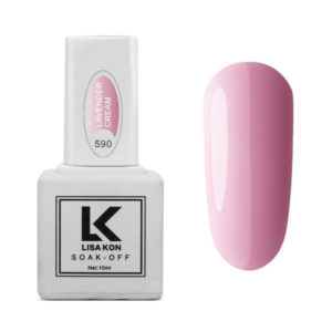 Gel Polish Lavender Cream Lisa Kon