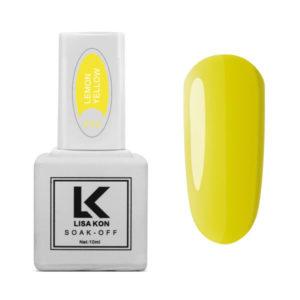 Gel-Polish-Lemon-Yellow-Lisa-Kon