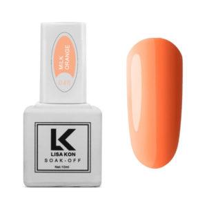 Gel-Polish-Milk-Orange-Lisa-Kon
