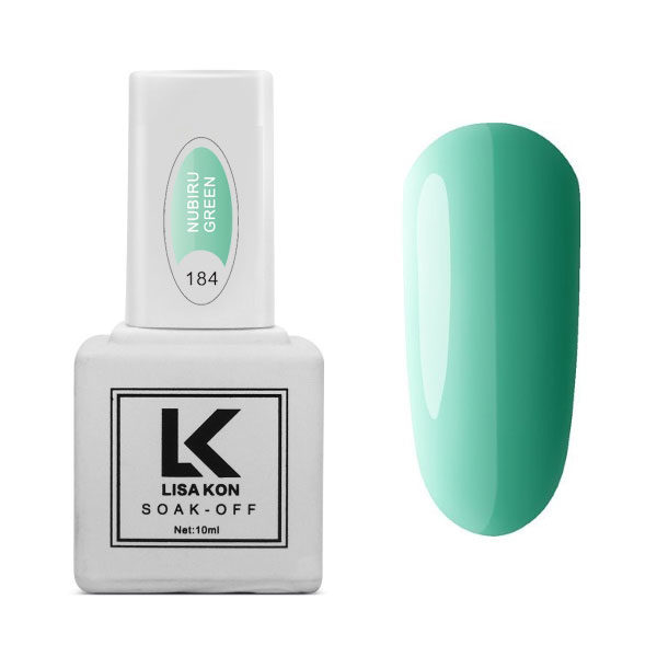 Gel-Polish-Nabiru-Green-Lisa-Kon