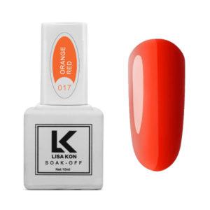 Gel-Polish-Orange-Red-Lisa-Kon