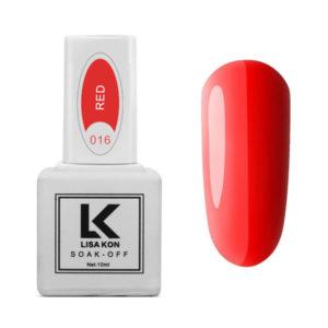 Gel-Polish-Red-Lisa-Kon