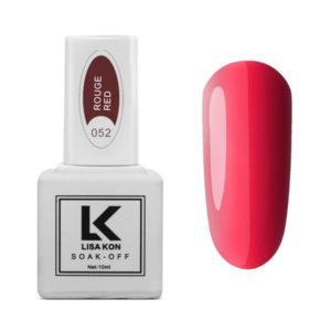 Gel-Polish-Rouge-Red-Lisa-Kon