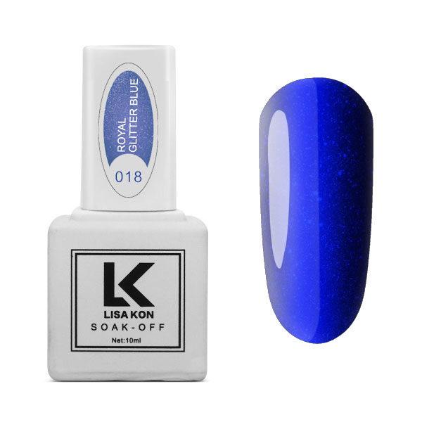 Gel-Polish-Royal-Glitter-Blue-Lisa-Kon