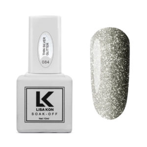 Gel-Polish-Thin-Silver-Glitter-Lisa-Kon