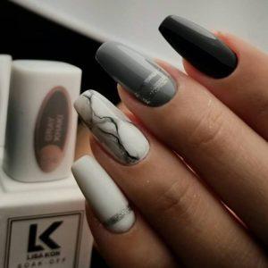 grey-khaki-nail-polish