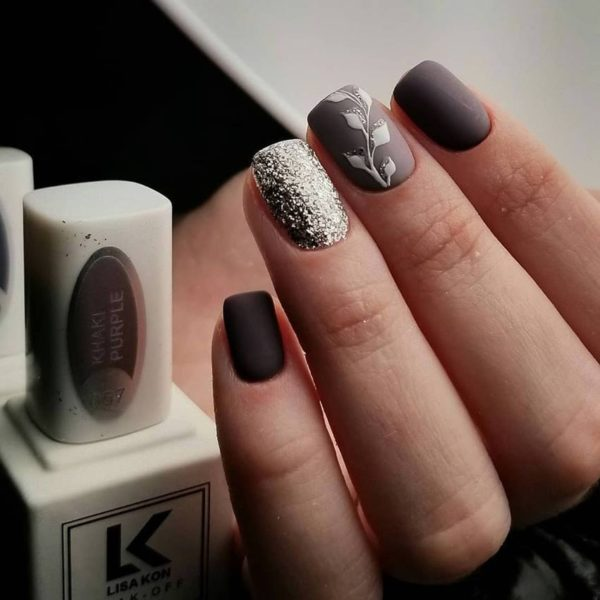 purple-nail-polish