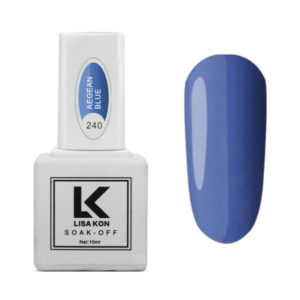Aegean Blue Nail Varnish