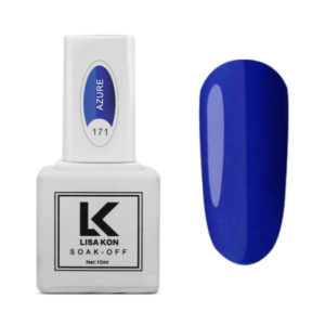 Azure Nail Varnish