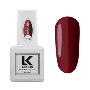 Burgandy Nail Varnish