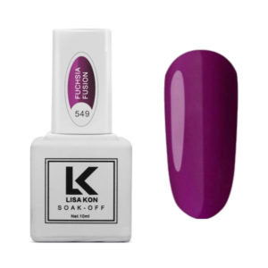 Fuscia Fusion Nail Varnish