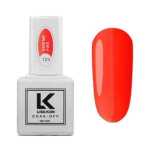 Kiss Me Fire Nail Varnish