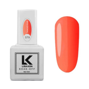 Tangerine-Nail-Varnish